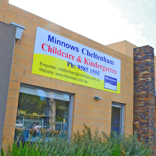 Minnows ELC Cheltenham